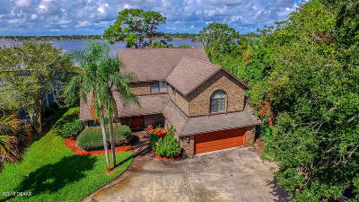 Daytona Beach Single Family Home For Sale: 1417 N Halifax Avenue