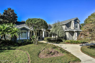 Deland  Single Family Home For Sale: 1512 Red Plum