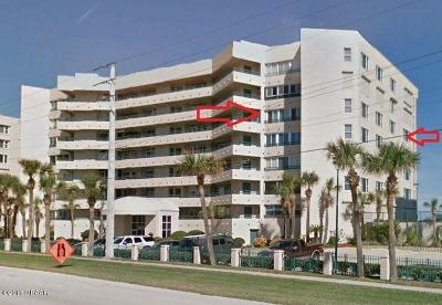 Ponce Inlet Condo/Townhouse For Sale: 4535 S Atlantic Avenue #2506
