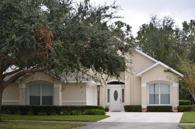 Daytona Beach Single Family Home For Sale: 3 Acclaim At Lionspaw