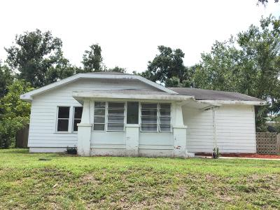 Volusia County Single Family Home For Sale: 321 Olive Street