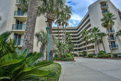 Ponce Inlet Condo/Townhouse For Sale: 4565 S Atlantic Avenue #5110