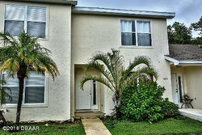 Volusia County Attached For Sale: 1704 Long Branch Place