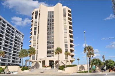 Daytona Beach Shores Condo/Townhouse For Sale: 3023 S Atlantic Avenue #3020