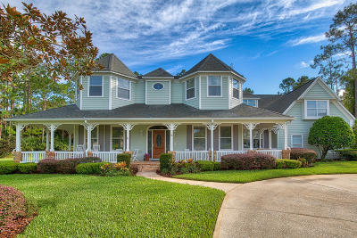 Ormond Beach Single Family Home For Sale: 6 Stagden Look