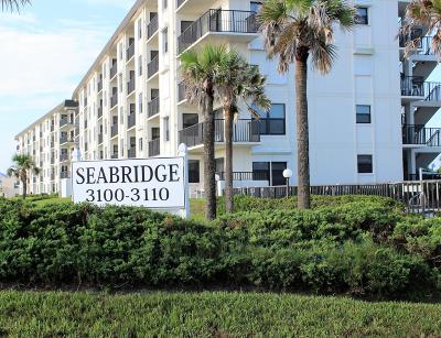 Condo/Townhouse For Sale: 3100 Ocean Shore Boulevard #1040
