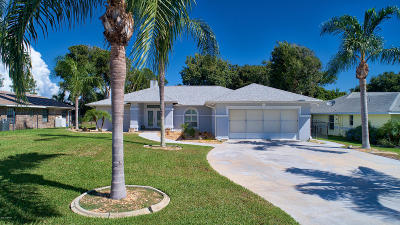 Ormond Beach Single Family Home For Sale: 8 St Johns Place