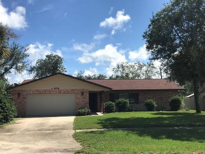 Port Orange Single Family Home For Sale: 674 Branch Drive