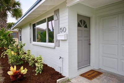 Single Family Home For Sale: 50 Poinsettia Drive