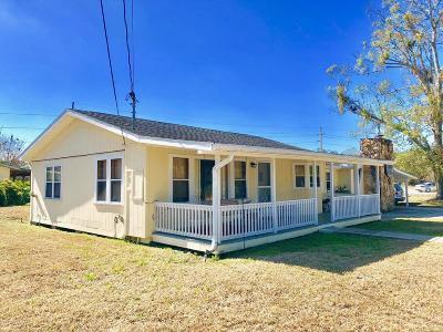 New Smyrna Beach Single Family Home For Sale: 1818 Pioneer Trail