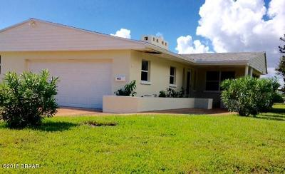 Ormond Beach Single Family Home For Sale: 903 Riverside Drive