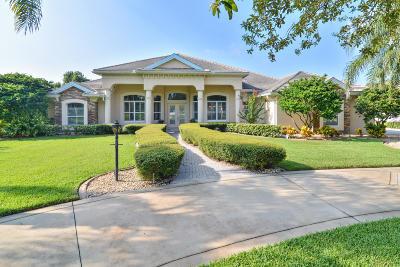 Port Orange Single Family Home For Sale: 820 W Pheasant Run Court