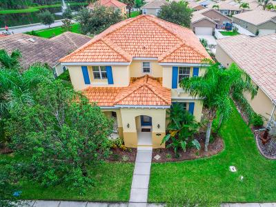 Venetian Bay Single Family Home For Sale: 3350 Pegaso Avenue