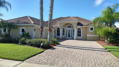 New Smyrna Beach Single Family Home For Sale: 3566 Maribella Drive