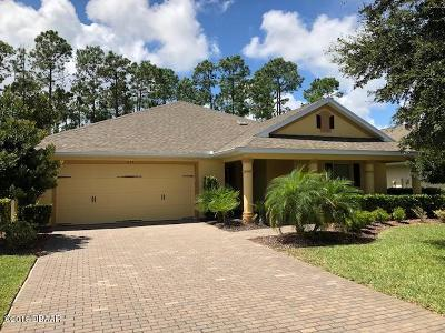 Plantation Bay Single Family Home For Sale: 679 Elk River Drive