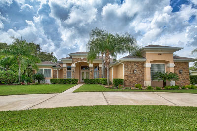 Plantation Bay Single Family Home For Sale: 1062 Hampstead Lane