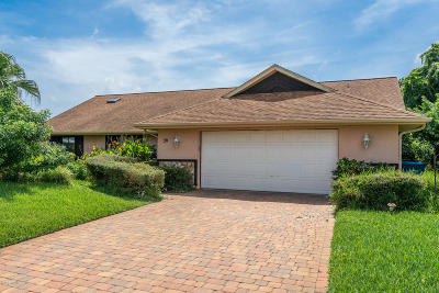 Volusia County Single Family Home For Sale: 20 Sand Dollar Drive