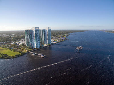 Volusia County Condo/Townhouse For Sale: 241 Riverside Drive #1409