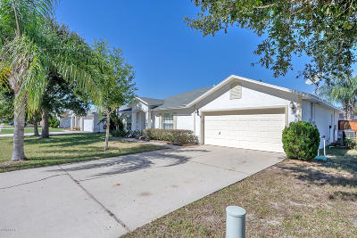 Daytona Beach Single Family Home For Sale: 128 Heathrow Drive