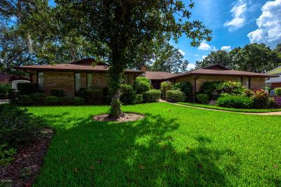 Ormond Beach Single Family Home For Sale: 110 N St Andrews Drive