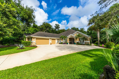 Ormond Beach FL Single Family Home For Sale: $442,800