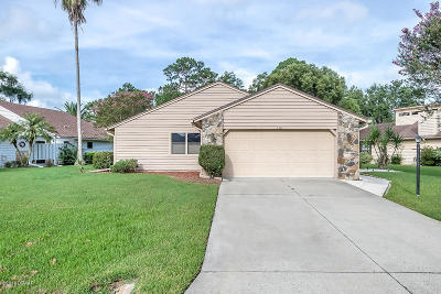 Daytona Beach Single Family Home For Sale: 116 S Gull Drive
