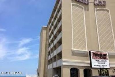 Daytona Beach Shores Condo/Townhouse For Sale: 3501 S Atlantic Ave