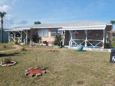 Daytona Beach Shores Multi Family Home For Sale: 219 Bonner Avenue