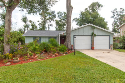 Ormond Beach FL Single Family Home For Sale: $179,900