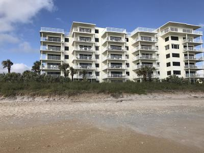 New Smyrna Beach Condo/Townhouse For Sale: 5301 S Atlantic Avenue #24