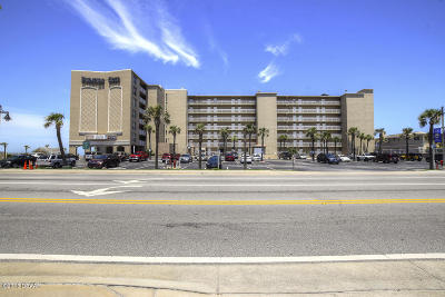 Daytona Beach Shores Condo/Townhouse For Sale: 3501 S Atlantic Avenue #2210