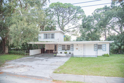 South Daytona Single Family Home For Sale: 2014 Graham Street