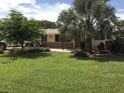 New Smyrna Beach Single Family Home For Sale: 818 E 15th Avenue
