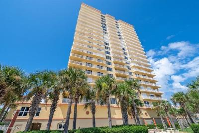 Daytona Beach Condo/Townhouse For Sale: 2300 N Atlantic Avenue #1201