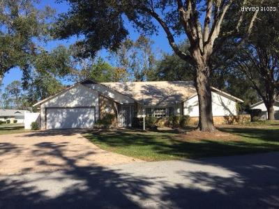 Palm Coast Single Family Home For Sale: 89 Westfield Lane