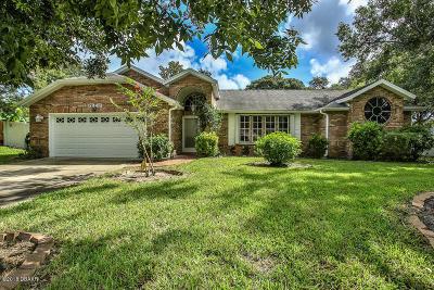 Port Orange Single Family Home For Sale: 5948 Kendrew Drive