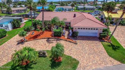 Port Orange Single Family Home For Sale: 4 Coconut Row