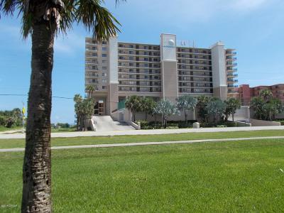 New Smyrna Beach Condo/Townhouse For Sale: 4139 S Atlantic Avenue #B705