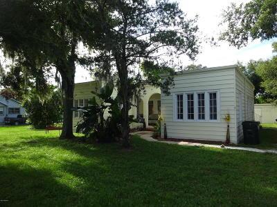 Daytona Beach Single Family Home For Sale: 1136 North Street