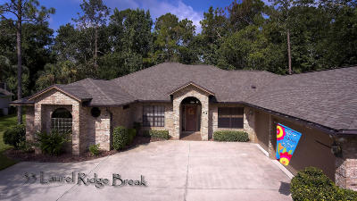 Hunters Ridge Single Family Home For Sale: 33 Laurel Ridge Break