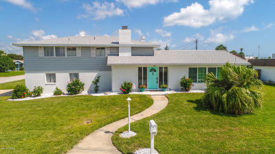 Ormond Beach Single Family Home For Sale: 23 Surfside Drive