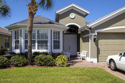 Port Orange Single Family Home For Sale: 1225 Dumaine Avenue