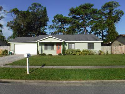 Port Orange Single Family Home For Sale: 5822 Westport Drive