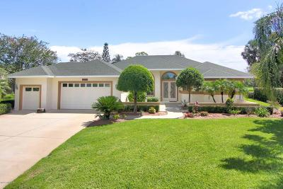 Spruce Creek Fly In Single Family Home For Sale: 1864 Seclusion Drive