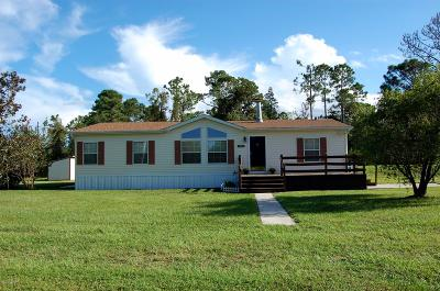 New Smyrna Beach Single Family Home For Sale: 3990 Cresthill Lane