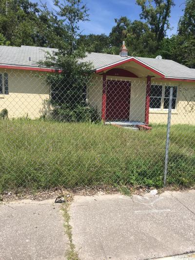 Volusia County Multi Family Home For Sale: 155 S Dr Martin Luther King Boulevard