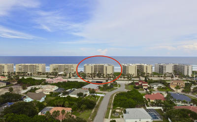 Ponce Inlet Condo/Townhouse For Sale: 4555 S Atlantic Avenue #4308