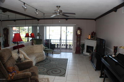 Volusia County Condo/Townhouse For Sale: 715 S Beach Street #214D