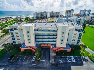 New Smyrna Beach Condo/Townhouse For Sale: 5300 S Atlantic Avenue #3507