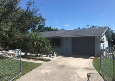 Ormond Beach Single Family Home For Sale: 1317 Fleming Avenue